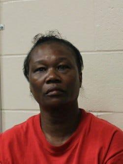 Assault suspect Willie Mae Washington.