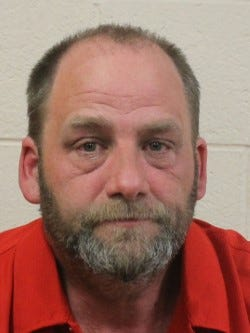 DUI suspect Timothy B. Dyche.