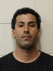 Juan Torres was involved in the April 5 pick up of
