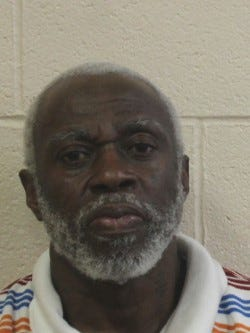 Marion Thomas Curtis, 63, is accused of pulling a knife on a Save A Lot manager after being accused of shoplifting from the store on April 21.