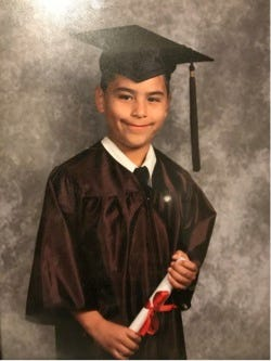 Jovany Contreras, 11, was reported missing to Oxnard police on Wednesday night.