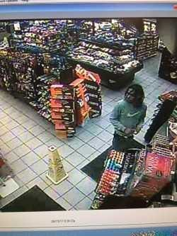 Carroll Township Police released a surveillance image taken at a local Rutter's. The man is suspected of stealing a car during a test drive.
