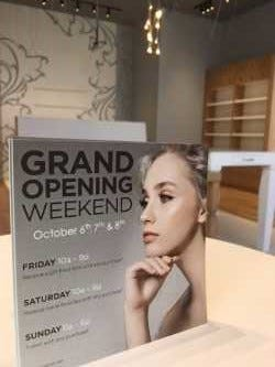 Bonness, a new skin-care boutique, is opening at The Corners of Brookfield.