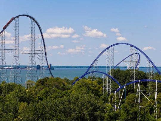 The evolution of Cedar Point was discussed Wednesday