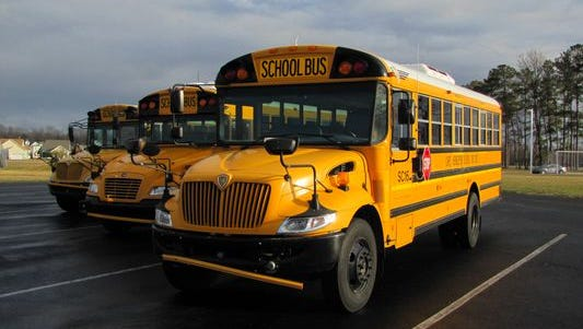 The Cape Henlopen School District is considering changing start times to accommodate shorter bus runs with fewer students.