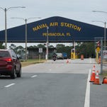 Pensacola NAS,Corry Station and Saufley Field will close due to freezing temps