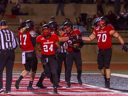 College football: Eastern Washington at Southern Utah,