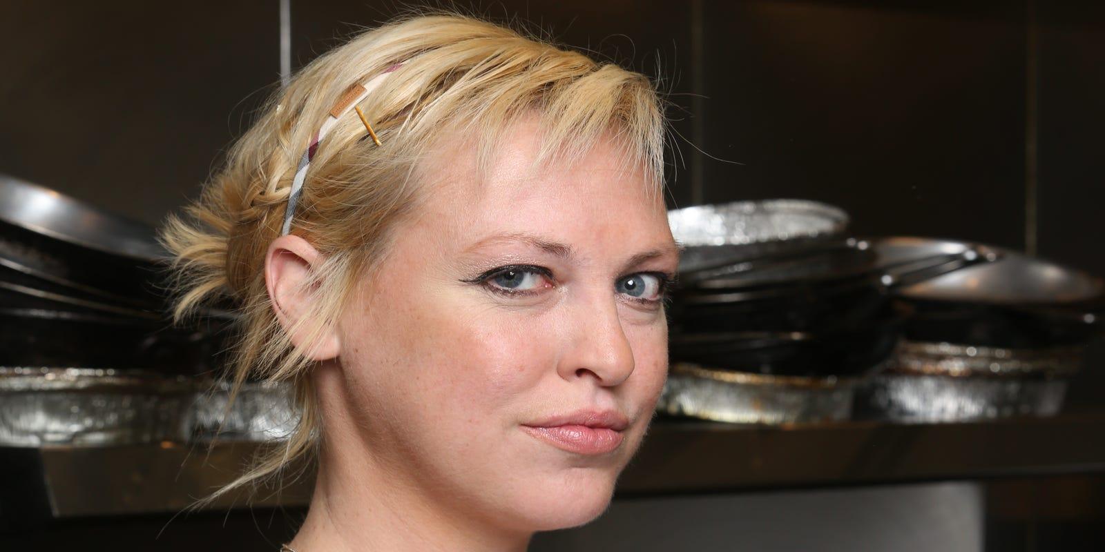Jessica Vogel Former Hell S Kitchen Contestant Dies At 34 In N J