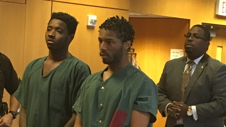2 men to stand trial in shooting of transgender woman