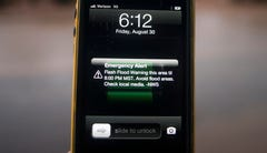 Emergency alerts on our phones becoming more common, but still scare the @#$% out of us