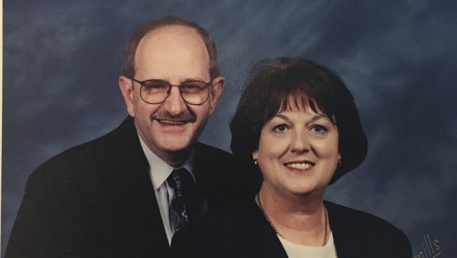 Glenn and Diana Enlow