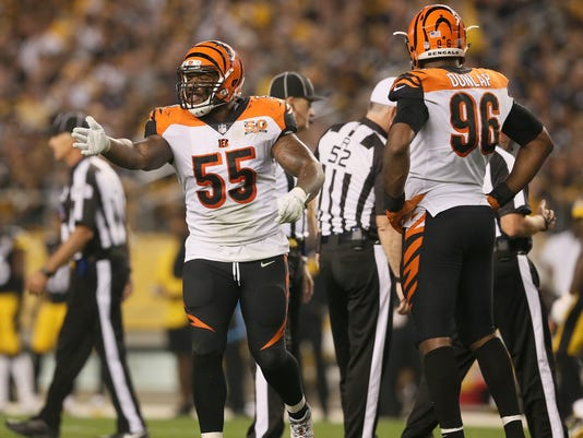promo code 5921b 3c261 Le'Veon Bell on Vontaze Burfict: 'Dude gotta go,' but Burfict not ...
