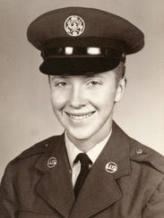 Arnold LaGrange enlisted in the Air Force at 17, with