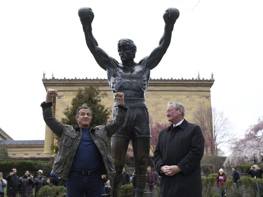 Sylvester Stallone, Jim Kenny, Creed II