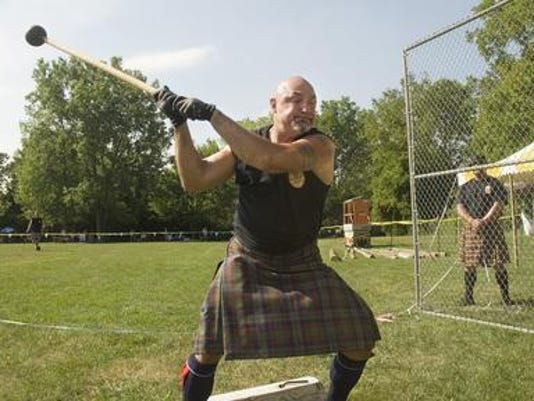 Highland games 2