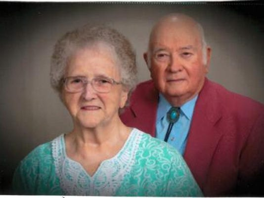 Anniversaries: Charles E Fink & Janet Fink