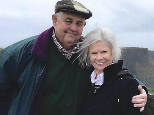 Anniversaries: Marrilyn Ellison & Larry Ellison