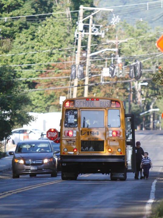 01-Traffic Congestion near schools