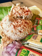 """The """"SoFlow"""" smoked fish dip from Twisted Lobster in"""