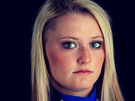 Becca Anderson, St. Martin softball