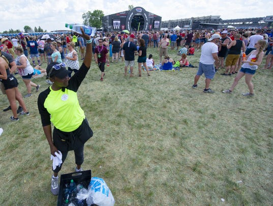 Legends Day Concert at Indianapolis Motor Speedway