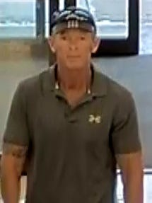 Phoenix police seek this man for questioning in a Hobby Lobby videotaping case.
