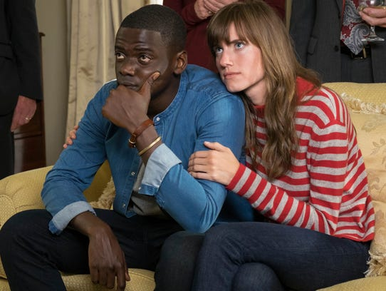Daniel Kaluuya and Allison Williams in 'Get Out.'
