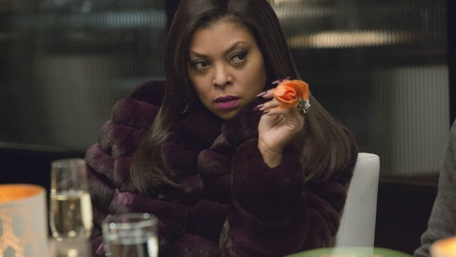 "Taraji P. Henson stars as Cookie Lyon on Fox's hip-hop drama ""Empire."" Henson is USA TODAY's entertainer of the year for 2015."