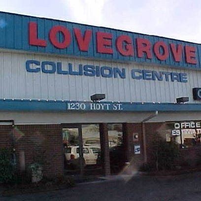 Lovegrove Collision Centre