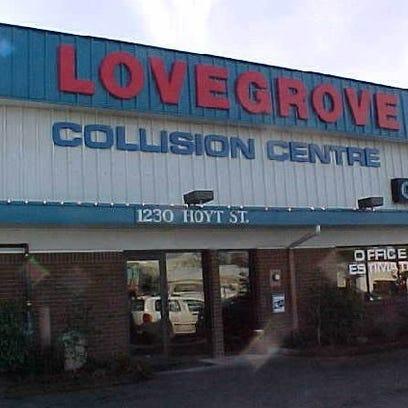 Lovegrove Collision Centre
