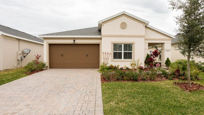 This well-kept, almost-new home is located in Port Orange's Westport community, offers its residents a pool and expansive nature trails, along with the convenience of being close to everything.