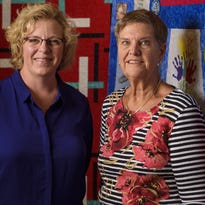 Quilting group spreads the love
