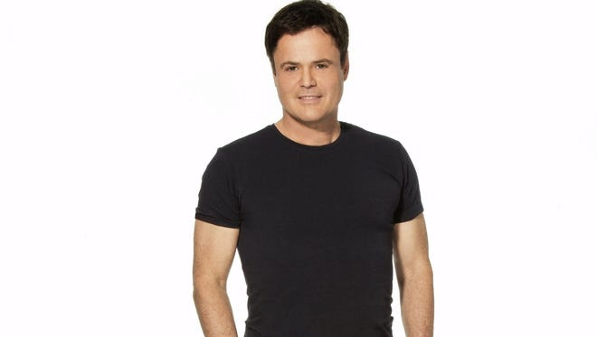 Donny Osmond has rescheduled a concert at Wild Horse Pass Hotel and Casino.