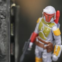 How a lifelong 'Star Wars' fan built an immaculate vintage toy collection