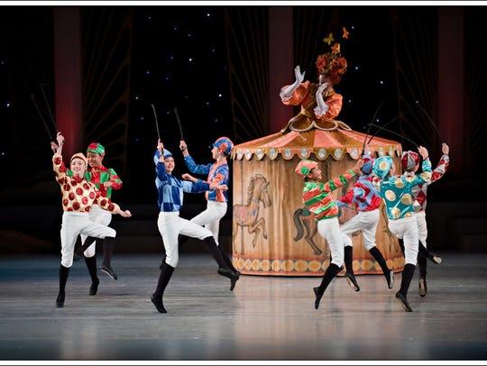 "Louisville Ballet's ""The Nutcracker"" features Mother"