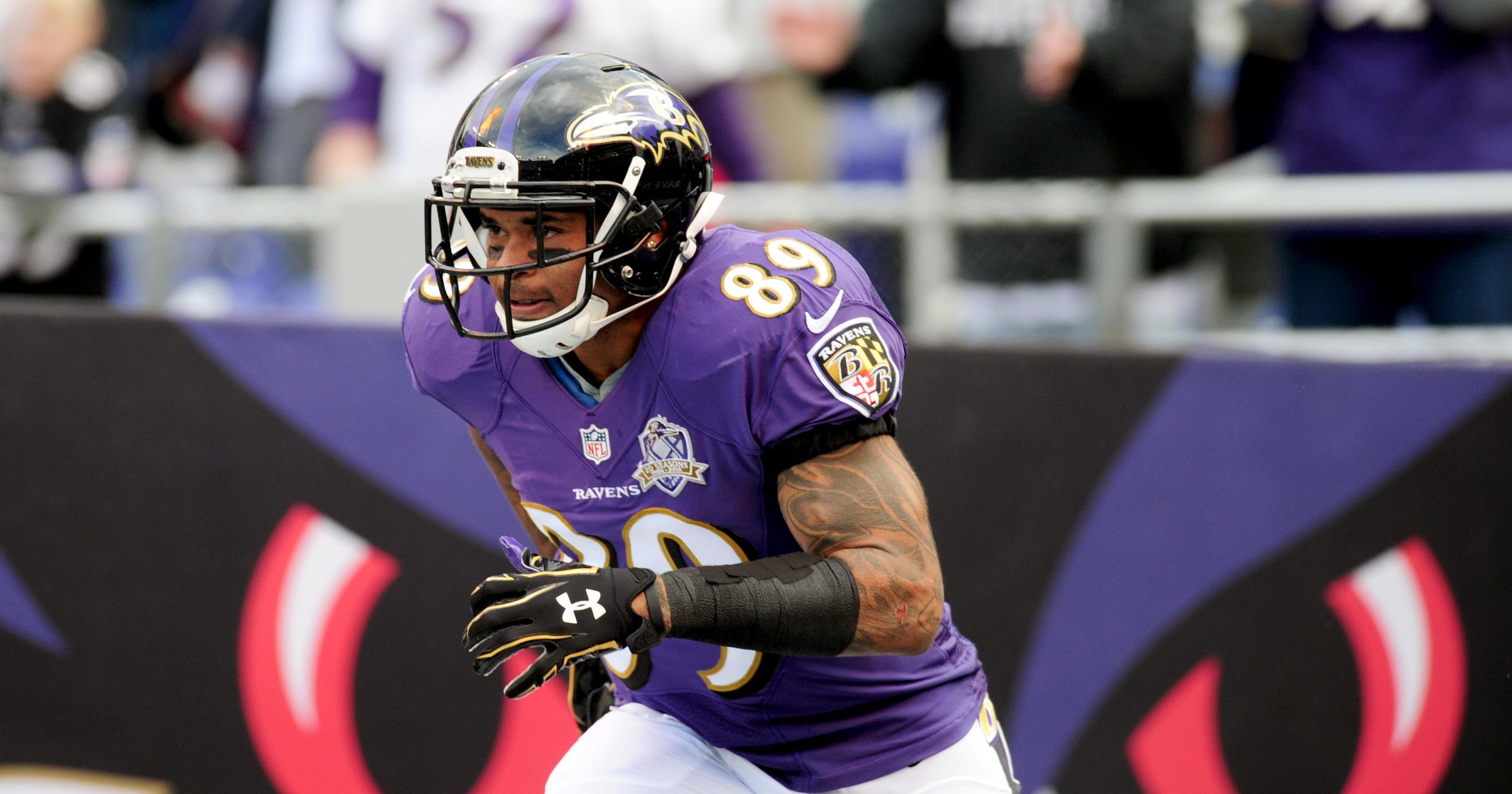NFL Week 8 injuries  Steve Smith suffers season-ending torn Achilles 8f4afe90a6db