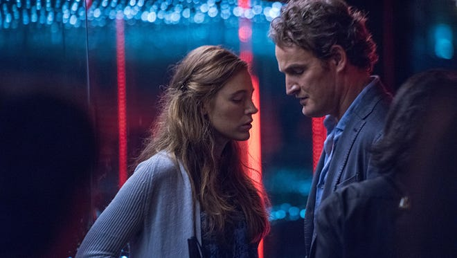 """Jason Clarke and Blake Lively in """"All I See Is You."""" The movie opens Oct. 27 at R/C Hanover Movies."""