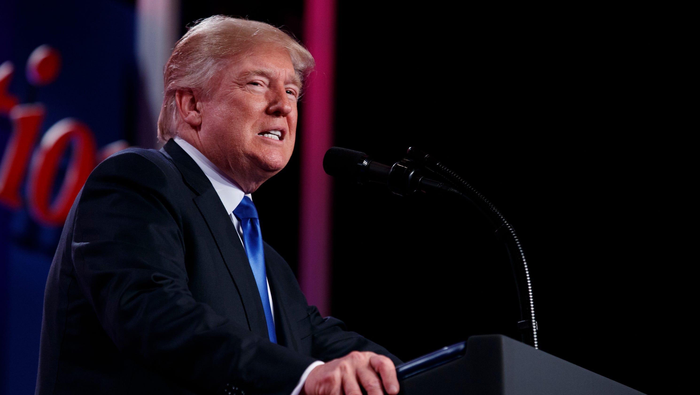 Trump de-certifies Iran nuclear deal, announces more sanctions against Iran