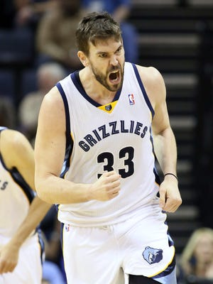 Marc Gasol's return has lifted the Grizzlies back to the elite tier of the Western Conference.