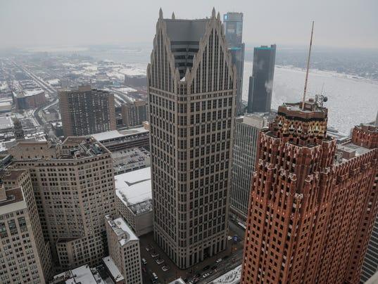 One_Detroit_Center