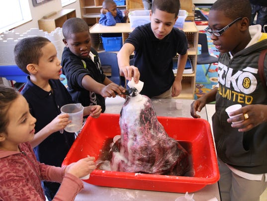 Five ways to help children get ahead in science and math
