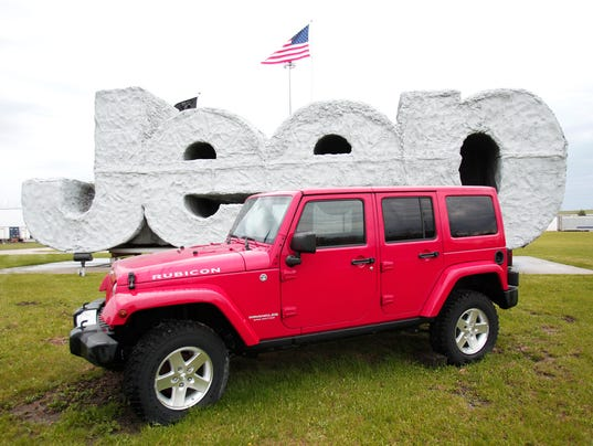 Jeep sales continue to rise in the U.S.