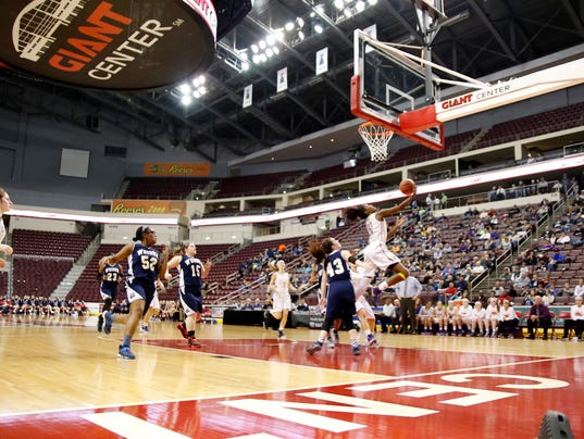 Conrad Weiser vs. Lancaster Catholic Girls Basketball