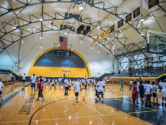 BC Field House 2 - Basketball Camp 12