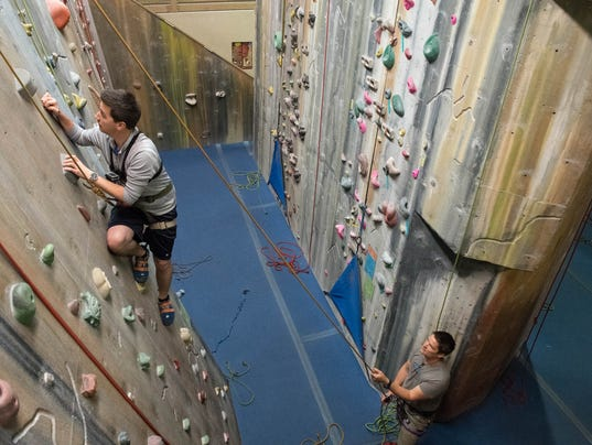 Rock Climbing 12