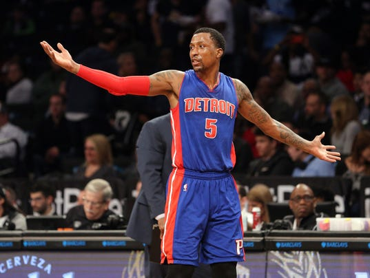 Pistons have no choice but to re-sign Kentavious Caldwell-Pope - at any price