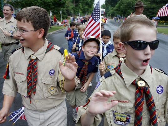 Midtown Independence Day Parade