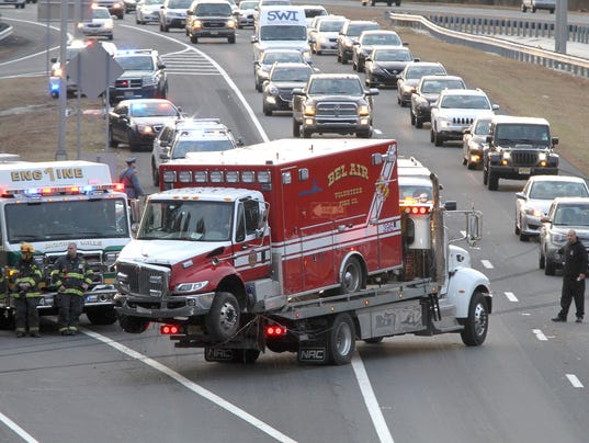 Jackson Rt 195 Accident