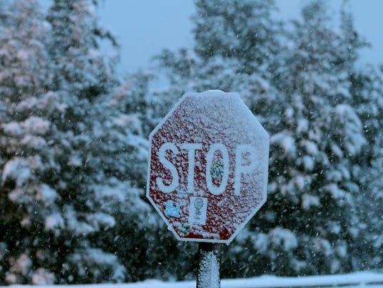 Monmouth Snow