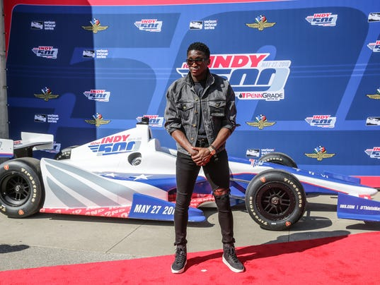 The 102nd running of the Indy 500 at Indianapolis Motor Speedway on Sunday, May 27, 2018.